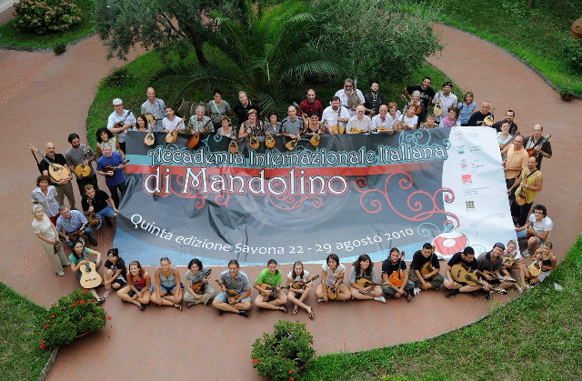 2007 International Italian Mandolin Academy